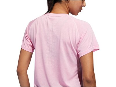 ADIDAS Damen Trainingsshirt Prime 2.0 S/S Grau