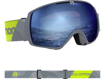 "SALOMON Skibrille ""XT One Sigma"" Blau"
