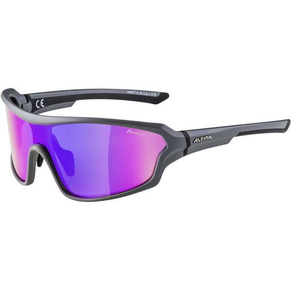 "ALPINA Sportbrille / Sonnenbrille ""Lyron Shield"""