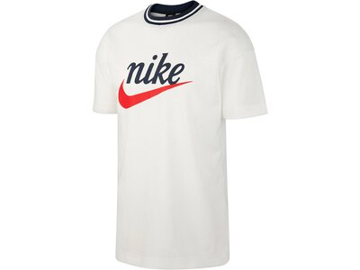 NIKE Herren T-Shirt Weiß