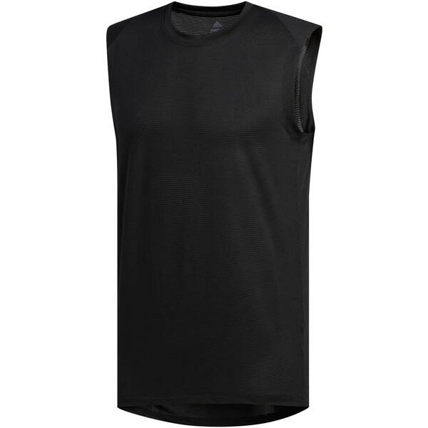 "ADIDAS Herren Trainingsshirt ""Freelift_Tech Climacool SL"" Ärmellos"