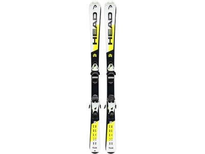 "HEAD Kinder Skier ""Supershape Team SLR 2 + SLR 7.5 AC"" inkl. Bindung Schwarz"
