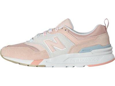 "NEWBALANCE Damen Sneaker ""997H"" Pink"