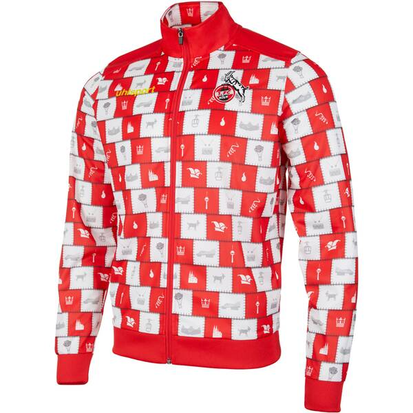 UHLSPORT Replicas - Jacken - National 1. FC Köln Karneval Jacke