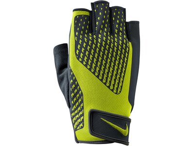 NIKE Herren Fitnesshandschuhe Core Lock Training Gloves 2.0 Grau