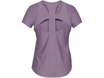 "UNDERARMOUR Damen Fitness-Shirt ""Vanish"" Kurzarm Lila"