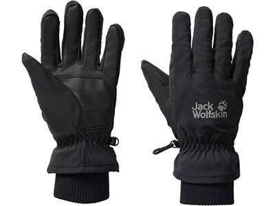 "JACKWOLFSKIN Handschuhe ""Flexshield Basic"" Schwarz"