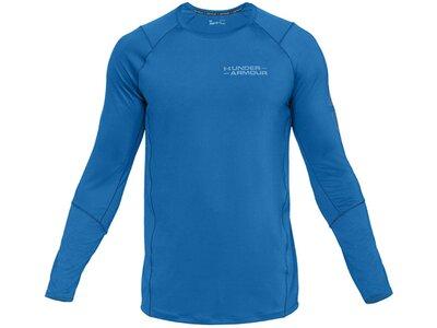 "UNDERARMOUR Herren Trainingsshirt ""MK-1 LS Graphic"" Blau"