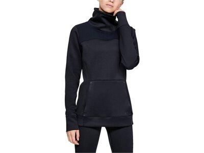 "UNDERARMOUR Damen Sweatshirt ""CG Armour Hybrid Pullover"" Schwarz"