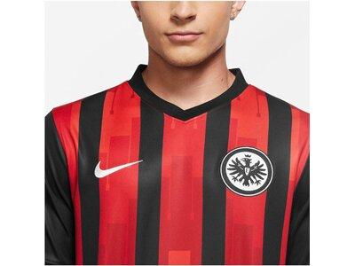 "NIKE Herren Trikot ""Eintracht Frankfurt 2020/21 Stadium Away"" Schwarz"