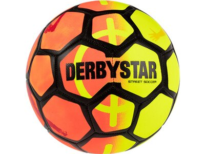 DERBYSTAR Equipment - Fußbälle Street Soccer Fussball Schwarz