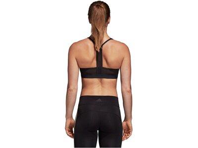 "ADIDAS Damen Sport-BH ""Stronger For It"" Schwarz"