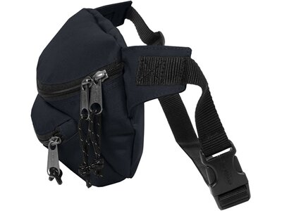 "EASTPAK Bauchtasche ""Doggy Bag Black Denim"" Blau"