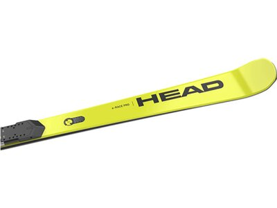 "HEAD Skier ""Worldcup Rebels e-Race Pro"" inkl. Bindung FF 11 Grau"