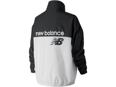 "NEWBALANCE Damen Sweatshirt ""NB Athletics Windbreaker"" Schwarz"
