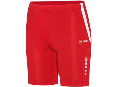 JAKO Damen Short Tight Athletico Rot