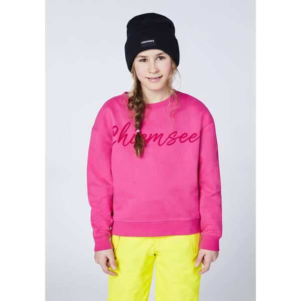 CHIEMSEE Sweatshirt mit CHIEMSEE Print