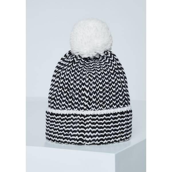CHIEMSEE Mütze mit großem PomPom