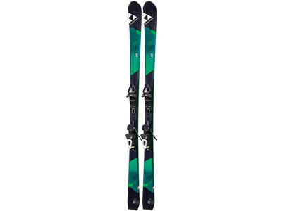 "FISCHER Skier ""Pro MT 77 TPR"" inkl. Bindung ""RS10"" Grün"