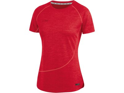 JAKO Damen T-Shirt Active Basics Rot