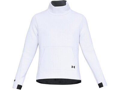 "UNDERARMOUR Damen Sweatshirt ""Move Mock"" Weiß"