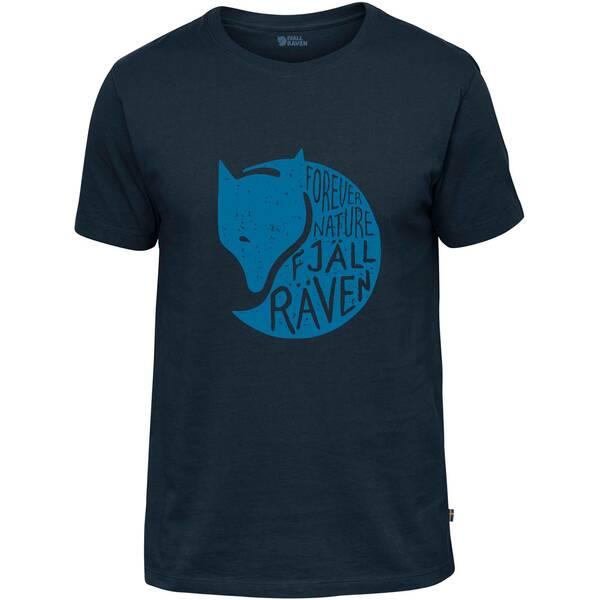 FJÄLLRAVEN Herren T-Shirt Forever Nature T-Shirt M