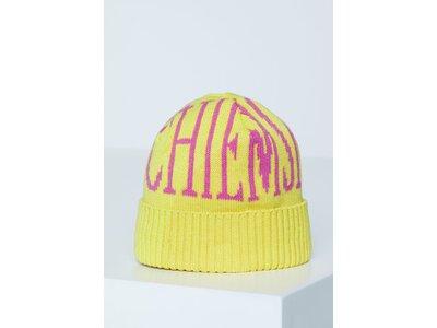 CHIEMSEE Mütze aus wärmendem Material Gelb