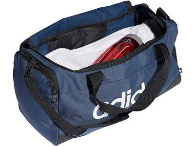 "ADIDAS Sporttasche ""Linear Duffle S"" Blau"