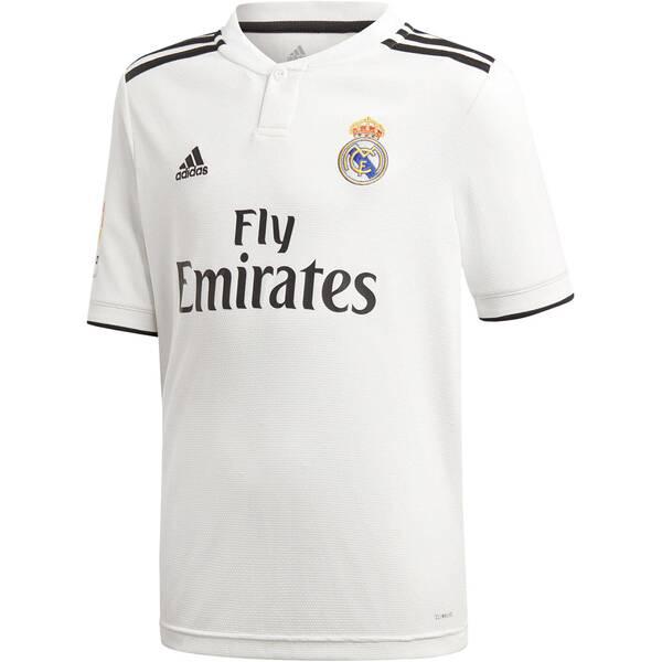 ADIDAS Kinder Trikot Real Madrid Home Jersey Saison 2018/2019