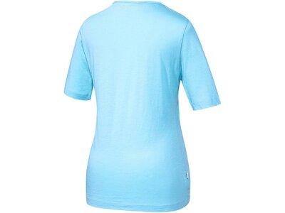 "JOY Damen Shirt ""Conny"" Kurzarm Blau"