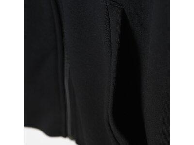 ADIDAS Kinder Essentials 3-Streifen Kapuzenjacke Schwarz