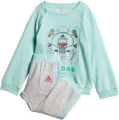 ADIDAS Mädchen Baby Trainingsanzug