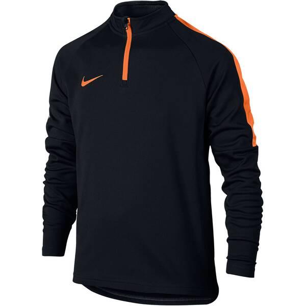 NIKE Jungen Fußball-Sweatshirt Drill Top