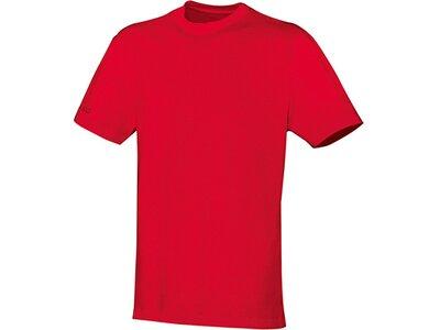 JAKO Herren T-Shirt Team Rot