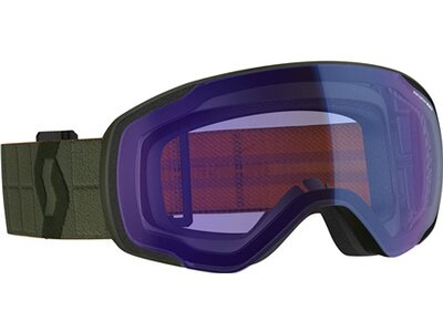"SCOTT Skibrille ""Vapor"" Grün"