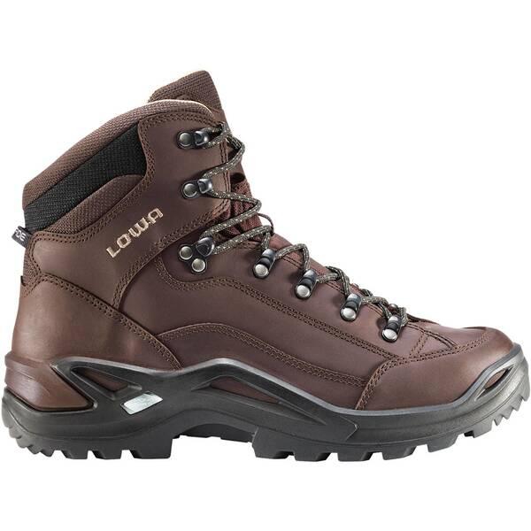 LOWA Herren Trekkingschuhe Renegade LL Mid   Schuhe > Outdoorschuhe   Espresso   LOWA