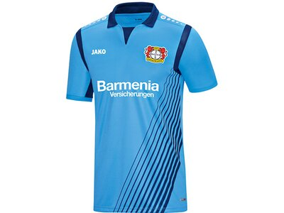 JAKO Kinder Bayer 04 Leverkusen Trikot Bayer KA Blau