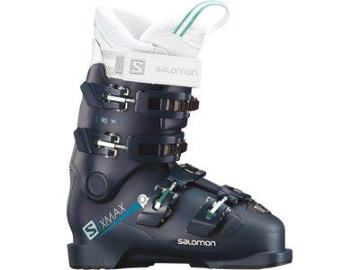 """SALOMON Damen Skischuhe """"X Max 90 W"""" Blau"""