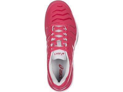 """ASICS Damen Tennisschuhe Outdoor """"Gel-Challenger 11 Clay"""" Rot"""