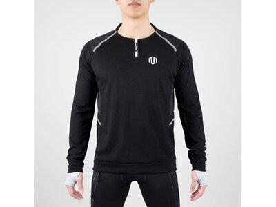 Sweatshirt ' Running Sweatshirt ' Schwarz