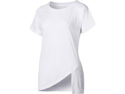 "PUMA Damen Trainingsshirt ""SpotLite"" Kurzarm Weiß"