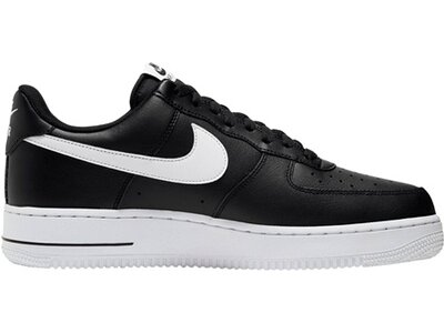 "NIKE Herren Sneaker ""Air Force 1 07"" Schwarz"