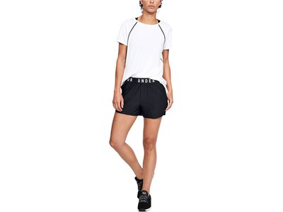 "UNDERARMOUR Damen Shorts ""Play Up Shorts 3.0"" Schwarz"