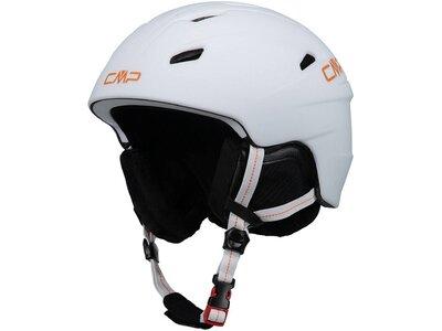 """CMP Skihelm / Snowboardhelm """"X A-1"""" Weiß"""