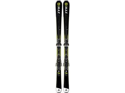 """SALOMON Skier """"S/Max X7"""" inkl. Bindung """"Z11 Walk"""" Schwarz"""