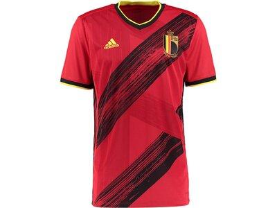 "ADIDAS Herren Fußballtrikot ""2021 Belgium Home Jersey"" Rot"