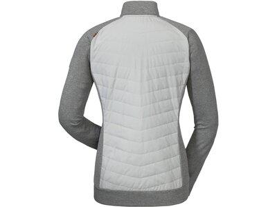 "SCHÖFFEL Damen Jacke ""Hybrid Fleece Thun"" Grau"