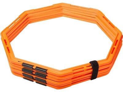 """NIKE Trainingsnetz """"Agility Web"""" Orange"""