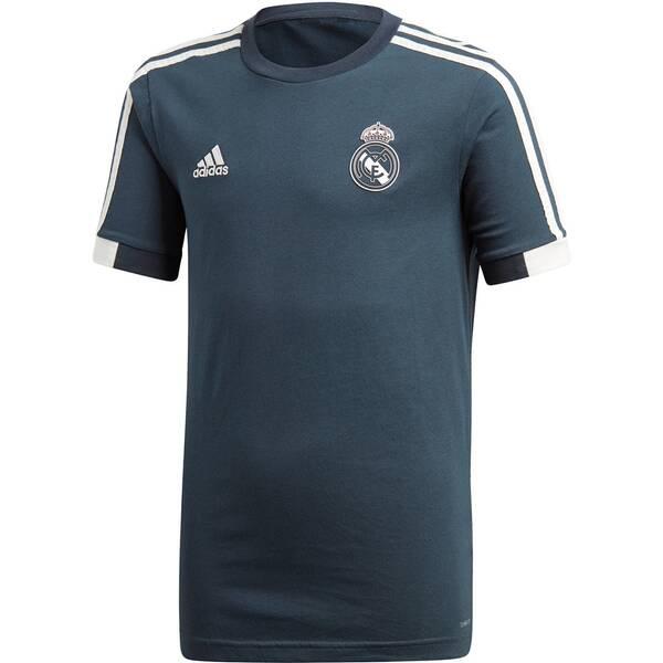 ADIDAS Jungen Fußballshirt Real Madrid Kurzarm