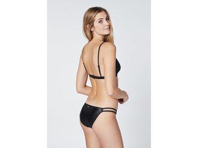 CHIEMSEE Bikini aus glänzendem Material Schwarz